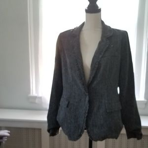 Noe Heights Grey blazer